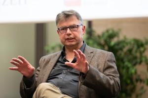 Prof. Dr. Jürgen Zimmerer (c) Kevin Fuchs für DIE ZEIT
