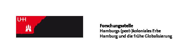 Hamburgs (post-)koloniales Erbe Logo