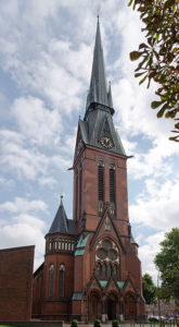 Christuskirche in Hamburg