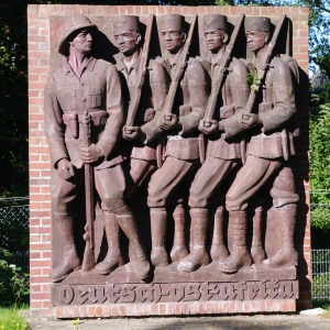 'Askari Reliefs' (c) Kim Todzi