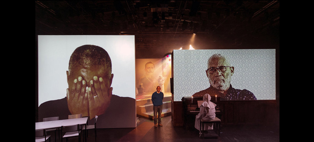Foto des Theaterstücks 'HERERO_NAMA – A History of Violence'