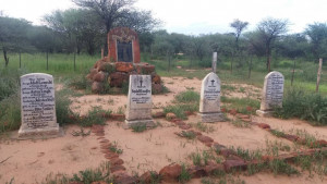 German graves at Obamakari
