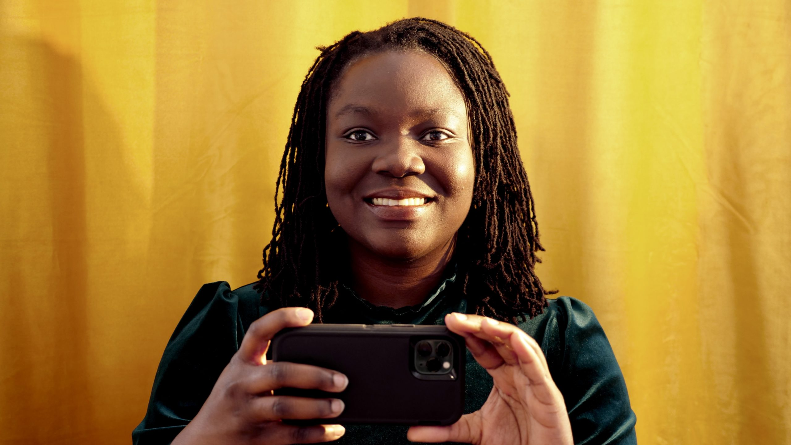 Porträt von Nnenna Onuoha