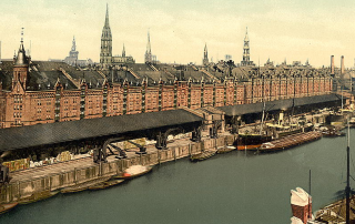 Speicherstadt, Library of Congress, ppmsca 00426 http://www.loc.gov/pictures/item/2002713702