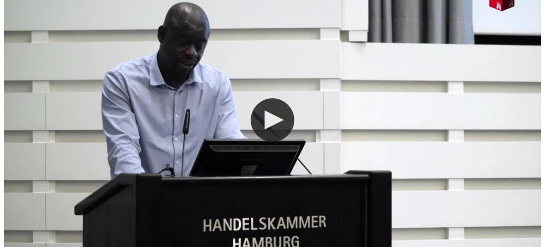 Vortrag von Prof. Dr. Felwine Sarr